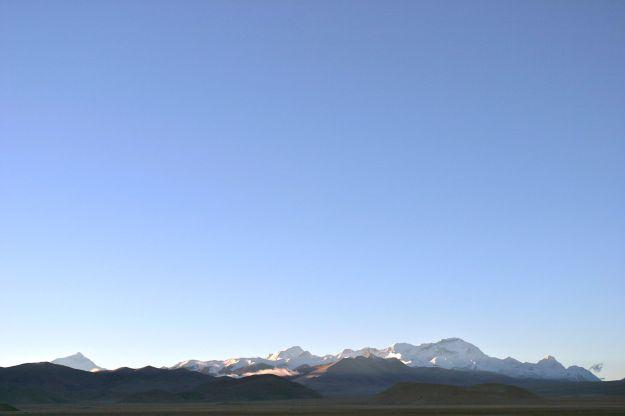 Tibet sky
